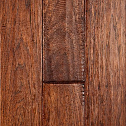 3/4 x 4 Summer Harvest Hickory Solid Hardwood Flooring